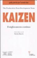 """""""Kaizen. La strategia giapponese del miglioramento"""""""