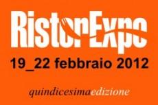 RistorExpo 2012 le novità nel mondo alimentare